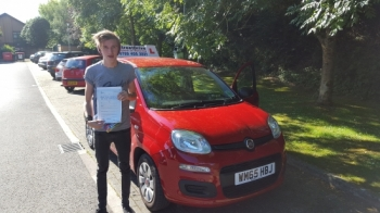 Bradley was excellent, calm, encouraging and patient. Passed 1st time with ONE driving fault, Can not recommend StreetDrive enough. Thank you so much.