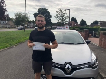 Couldn&acute;t recommend Shaun enough, fantastic driving instructor and good guy. <br />