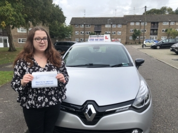 I learned with Shaun and he was absolutey great! Very patient and an overall fantastic instructor! <br /> <br /> I would recommend StreetDrive to anyone wanting to learn to drive!<br /> <br /> Passed Wednesday 30th September 2020.