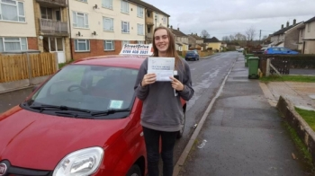 I passed my driving test with 'NO' driving Faults, Had the best experience with 'Bradley' from StreetDrive, he was very nice! <br />