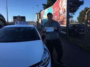 I did an intensive driving course with StreetDrive and it was exceptional how they taught be from scratch through to passing my test.     My instructor