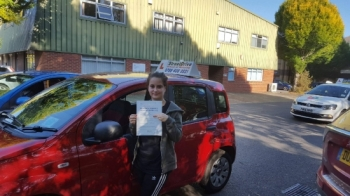 Just passed my driving test after doing my lessons with 'Bradley' from StreetDrive, he is a fab instructor and would recommend to anyone. <br />