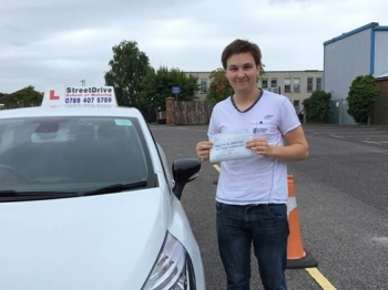 I did a 25hr driving course with
