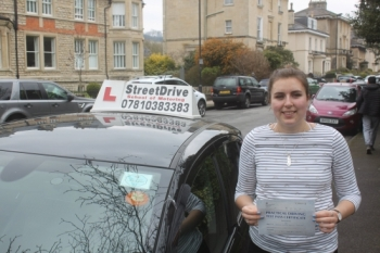 My experience with Street Drive was overwhelmingly positive and I thoroughly appreciated the kind and professional service I received from my instructor, Phil. He was patient and encouraging and this helped me a lot to pass my test.<br />
