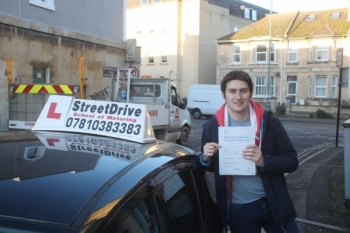 """Congratulations 'Josh Buckingham"""" who passed his driving test at Chippenham DTC, we are ALL delighted for you.<br /> <br /> Congratulations from your instructor 'Philip' and ALL of us at StreetDrive (School of Motoring), may we wish you many years of safe driving - passed Friday 10th January 2020."""