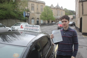 "Congratulations to ""Junichin Queen"" who passed his test 1st time today at Chippenham DTC, just the 2 driving faults.<br />