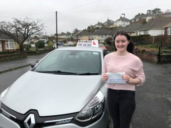 I thoroughly enjoyed my driving lessons with 'Shaun', amazing instruction and allowed me to get a 'first time' pass with only three minors! <br /> <br /> Would recommend to any one - Passed Thursday 20th February 2020.