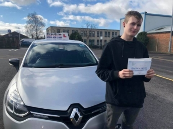 'Shaun' is a down to earth person, very knowledgeable and an excellent driving instructor, also very patient and helpful. <br /> <br /> I passed '1st' time with 'Shaun' and only 2 minor faults, I would highly recommend him and StreetDrive - Passed Thursday 27th February 2020.