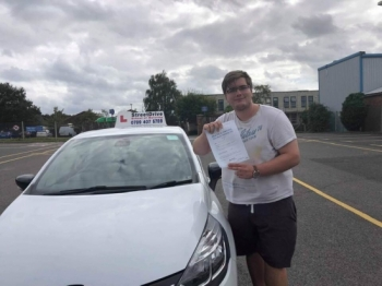 Great company and instructor, I did the crash course which in total was about 36-39 hours, having never done any driving before starting the course I felt that