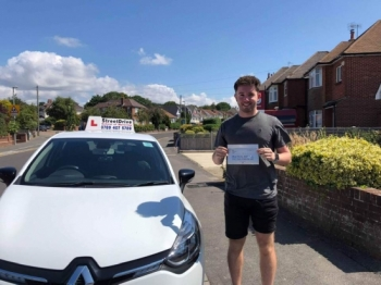 Passed first time! Would highly recommend StreetDrive, been a fantastic learning experience. <br />