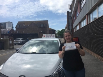 The best driving school, I&acute;ve just passed my test today first attempt with only 3 driving faults, thanks to 'Louise' my driving instructor which was really patient and helpful !<br />