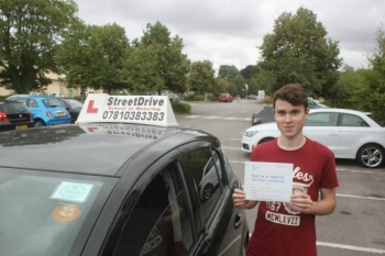 'Philip' was a great instructor. I came down to Bath especially for my driving lessons and Philip couldn&acute;t have made me feel anymore at ease in driving in the area. <br />