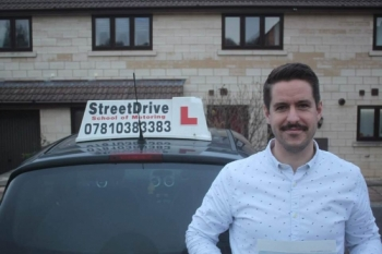 Beep, beep, congratulations to 'Simon Nicholas' who passed his driving test at Chippenham DTC, very well done, good safe drive.<br />