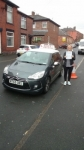 Danielle Jane King from Reddish passed with Tameside Crash Courses