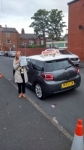 Rachel Long passed with Tameside Crash Courses