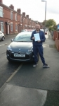 Ben from Ashton passed with Tameside Crash Courses