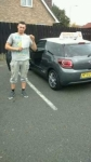Kyle from Stalybridge passed with Tameside Crash Courses
