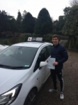 Harry passed with Tim Burwell Driving School
