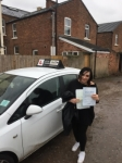 Kasia passed with Tim Burwell Driving School