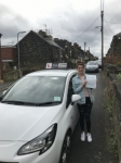 Maria passed with Tim Burwell Driving School