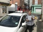 Stevie-Jane passed with Tim Burwell Driving School