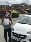 Ell passed with Tim Burwell Driving School