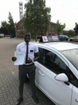 Mark-Jared passed with Tim Burwell Driving School