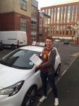 Martin passed with Tim Burwell Driving School