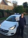 Gary passed with Tim Burwell Driving School