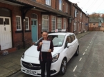 Steph passed with Tim Burwell Driving School