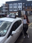 Vez passed with Tim Burwell Driving School