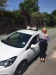 Sarah passed with Tim Burwell Driving School