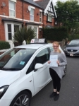 Sioned passed with Tim Burwell Driving School