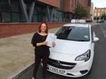Ana passed with Tim Burwell Driving School
