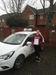 Lauren  passed with Tim Burwell Driving School