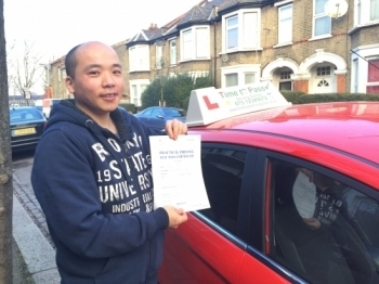 MR BING LI, FROM, LEYTON