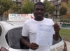 Al ameen from SE1. passed with Time To Pass Driving School