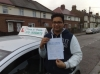 Riyadh Chowdhury, From, London E15 passed with Time To Pass Driving School