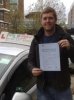 David,From London,SE1 passed with Time To Pass Driving School