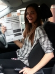 Ms.Gabriela from London E3 Pass Plus passed with Time To Pass Driving School