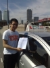 KWONG-LAM-TO , FROM LONDON E14 passed with Time To Pass Driving School