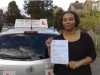 LEEANNE FROM LONDON, E10. passed with Time To Pass Driving School