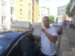 MR T.C From E14 passed with Time To Pass Driving School