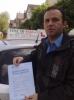 Md.Khan.From Walthamstow E17 passed with Time To Pass Driving School