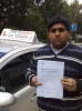 Md.Rahman from London,BOW E3 passed with Time To Pass Driving School