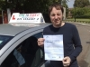 MR MIKE FROM, LONDON, E14 passed with Time To Pass Driving School