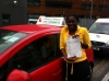 Miss Ayo  FROM HACKNEY LONDON E2 passed with Time To Pass Driving School