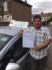 Mr Mohsin, From, London,E11 passed with Time To Pass Driving School