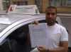Mr Soyful, From London, E14 passed with Time To Pass Driving School