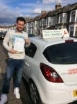 Mr Anthony, from E6. passed with Time To Pass Driving School